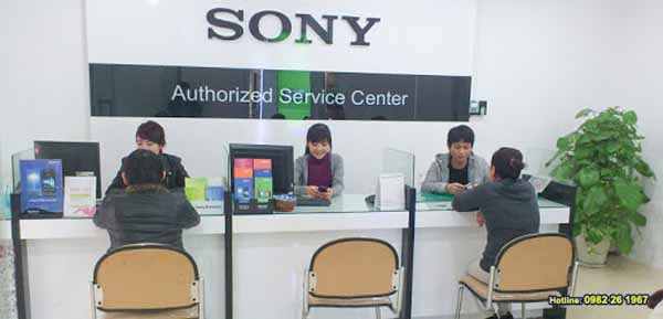Danh sách trung tâm bảo hành tivi Sony