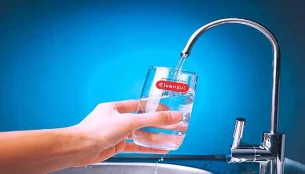 Nên lọc nước trước khi sử dụng với máy lọc nước ion kiềm
