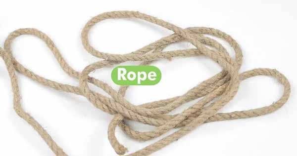 7 steps to How to Tie a noose easy at home