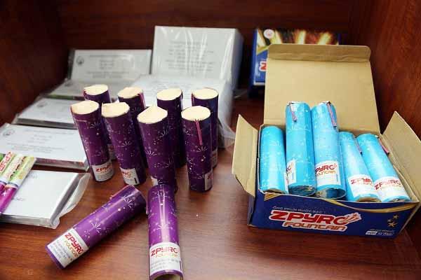Danh sách 14 điểm bán pháo hoa hợp pháp trên cả nước