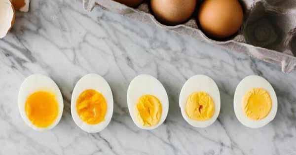 Cách luộc trứng lòng đào đơn giản thực hiện tại nhà