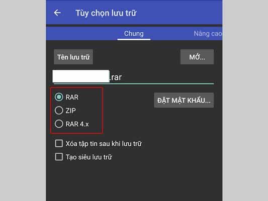 2 cách giải nén file RAR bằng App trên điện thoại Android